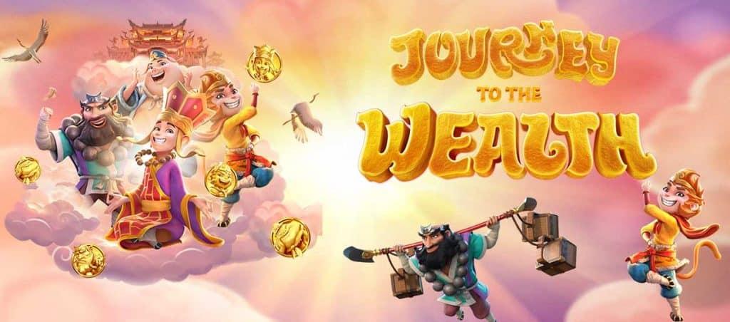 เกมสล็อต Journey To The Wealth