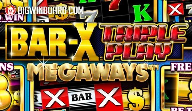 Bar-X Triple Pay Megawaysแตกง่าย