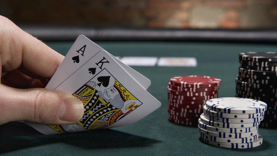 blackjack ไพ่แบล๊คแจ๊ค