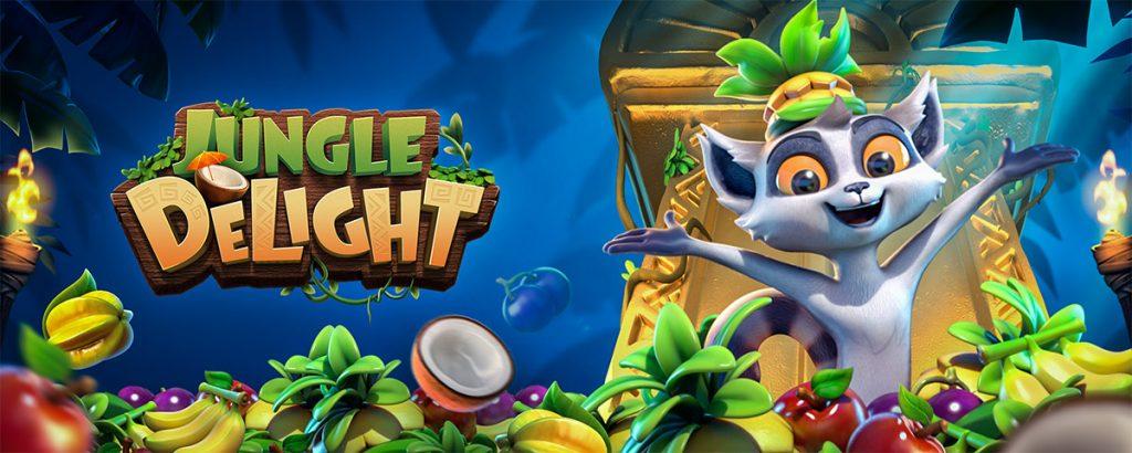 เกมสล็อต Jungle Delight